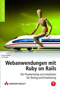 Webanwendungen mit Ruby on Rails
