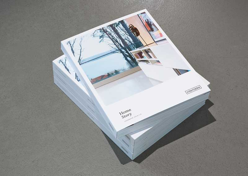 "Factor Design entwickelt neues interlübke-Lookbook ""Home Story"""