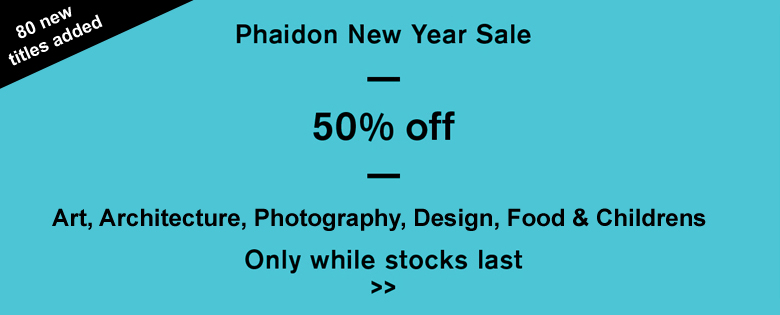 Foto 1: Phaidon 50% OFF SELECTED TITLES