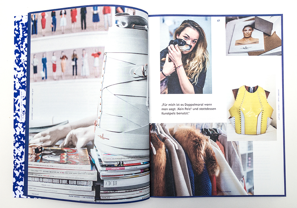 "Foto 2: Lessebo in the ""PAPER MOODS""–The Fashion Issue"